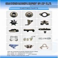铸件casting parts